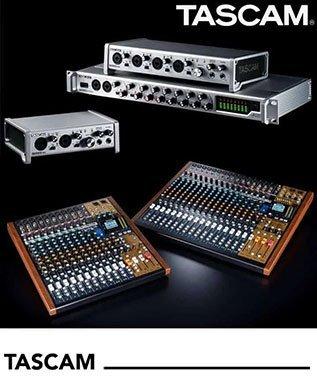 Tascam Pro Audio