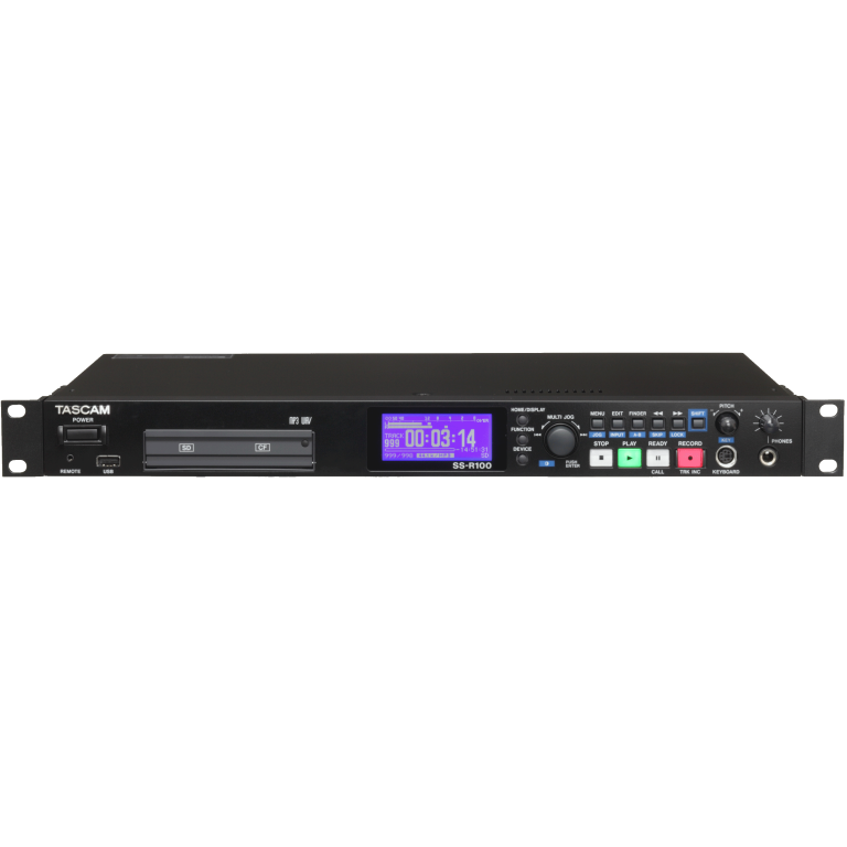tascam_ss-r100_front
